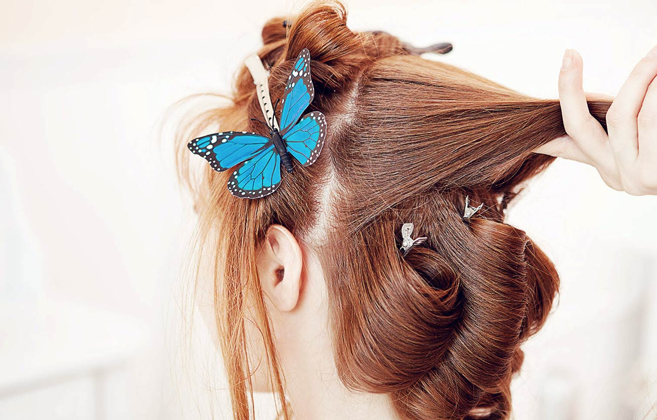 Hair style quam